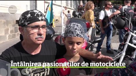 Întâlnirea Motocicliştilor de la Odorheiu Secuiesc