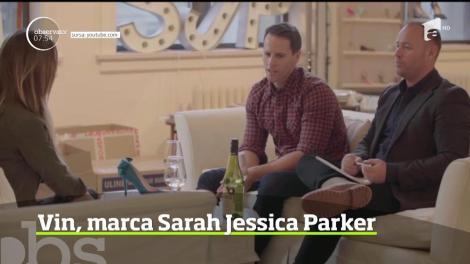 Sarah Jessica Parker, faimoasa Carrie din Sex and the city,  îşi va lansa propria marcă de vin