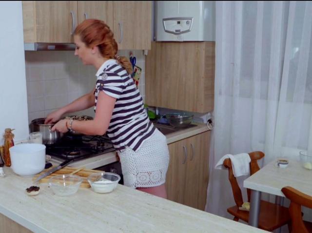 Gazda Perfectă, etapa din bucătărie. Iată ce a gătit Camelia Mantu