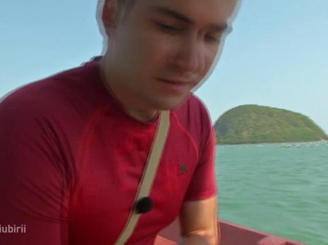 Date istoric pe Insula Iubirii! Bogdan și Adrian au mers la o întâlnire romantică și au avut parte de gesturi intime