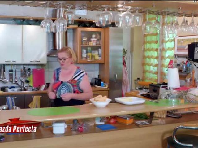 Gazda Perfectă, etapa din bucătărie. Iată ce le prepară Ana Casapu invitaților