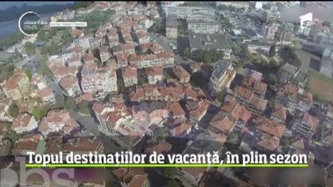 Cum aleg românii şi care sunt cele mai căutate destinaţii de vacanţă