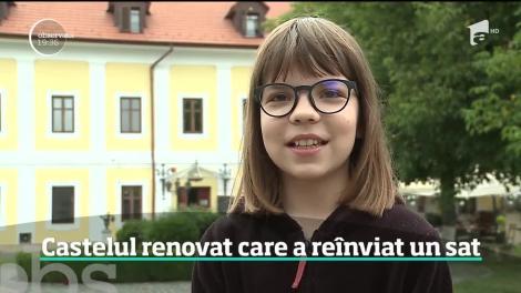 Renovarea castelului Haller a reînviat satul Ogra. Casteluldin judeţul Mureş a transformat un sat într-o atracţie turistică