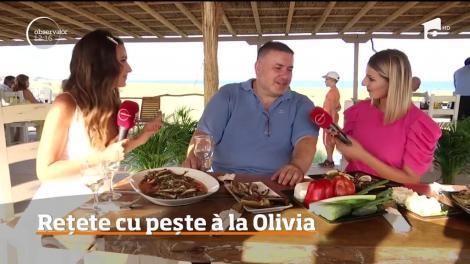 Rețete cu pește a la Olivia