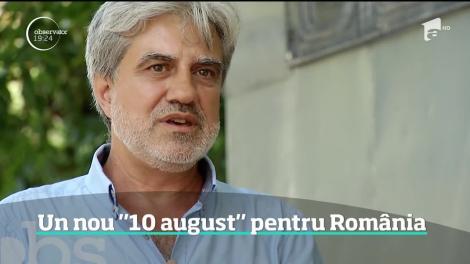 10 august, urmează un nou protest. Organizatorii se aşteaptă la 250 de mii de participanți