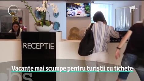 Concediile pe litoralul românesc, mai scumpe, în funcție de metoda de plată