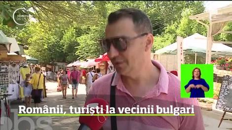 Românii, turiști la vecinii bulgari