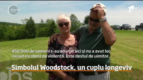 La 50 de ani de la prima ediţie a festivalul Woodstock, cei doi americani care au devenit simbolul evenimentului formează în continuare un cuplu