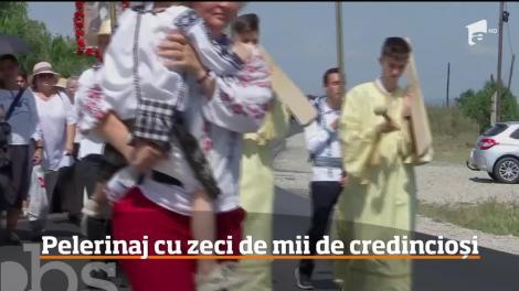 Cel mai mare pelerinaj ortodox din Ardeal a început!