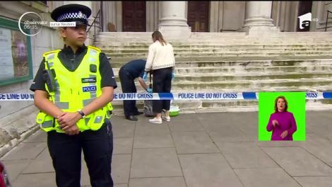 Angajat al Ministerului britanic de Interne, înjunghiat în stradă, chiar în faţa sediului Guvernului
