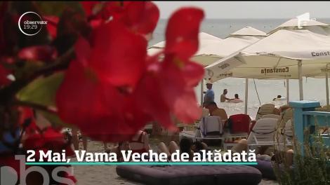 Vara e la final în calendar, nu şi pe plajă. În 2 Mai, satul din sudul litoralului, turismul a explodat în ultima perioadă