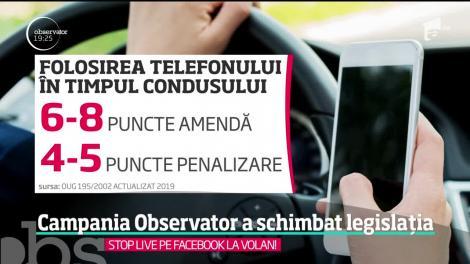 """România are o lege pentru a spune """"Stop Live-urilor pe Facebook la volan"""". Noile reguli se vor aplica din octombrie"""