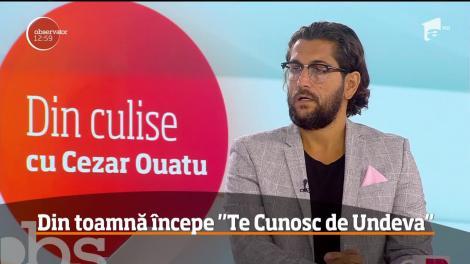 """Cezar Ouatu, provocările de la """"Te Cunosc de Undeva"""": Știu ce înseamnă să ai un decolteu și să stai pe tocuri"""