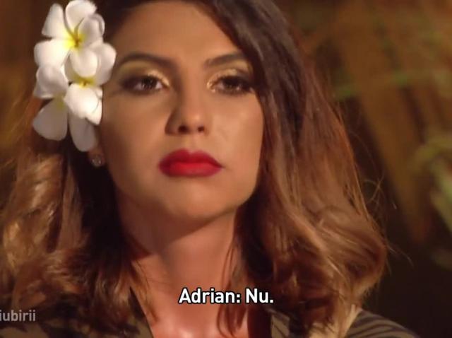 """Denisa, dată de gol de Adrian, la """"Insula Iubirii""""! Secretul care a ieșit la iveală: """"M-a înșelat, da!"""""""