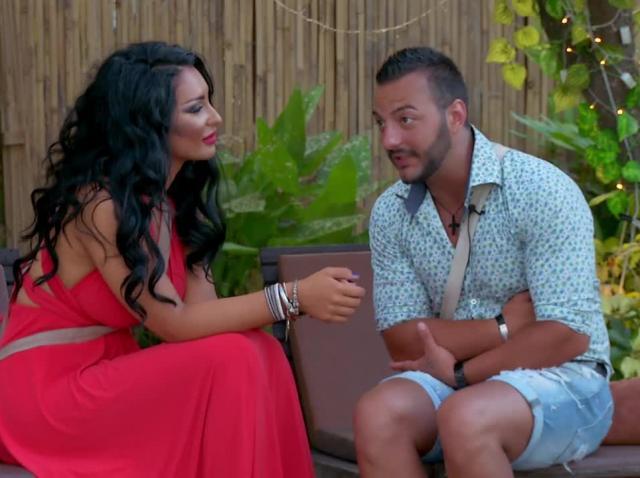 """Adrian de la """"Insula Iubirii"""", desființat de Dana: """"Ai niște gesturi grotești! Nu ești potrivit pentru nicio femeie!"""""""