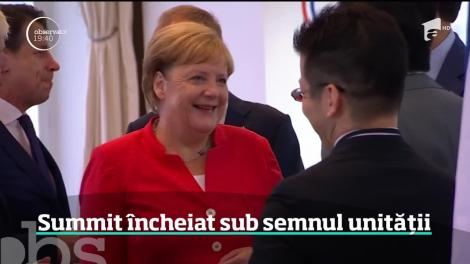 Summitul G7 de la Biarritz s-a încheiat sub semnul unităţii