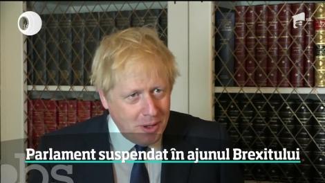 Boris Johnson a promis Brexit cu orice preţ pe 31 octombrie