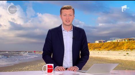 Clipe tensionate pe plaja Vadu. Turiştii care au campat ilegal acolo au fost amendaţi de jandarmi