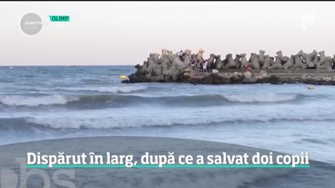 Tragedie fără margini în staţiunea Olimp! Un tânăr a salvat doi copii din valuri cu preţul propriei sale vieţi
