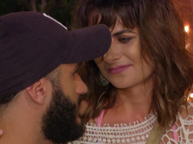 Insula Iubirii. Despărțire emoționantă între GIa și ispita Adrian: Îmi pare super rău că pleci!