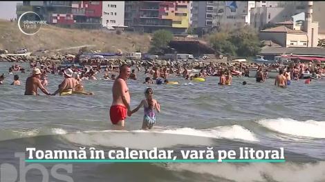 A început programul Litoralul pentru toţi. Cu ce oferte sunt convinşi turiştii să aleagă marea