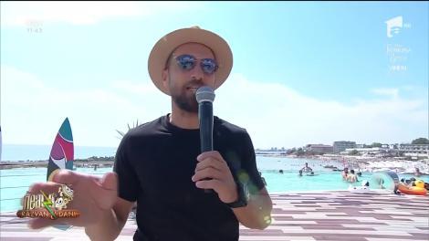 Neatza cu Răzvan și Dani. Cele mai citite cărți la plajă