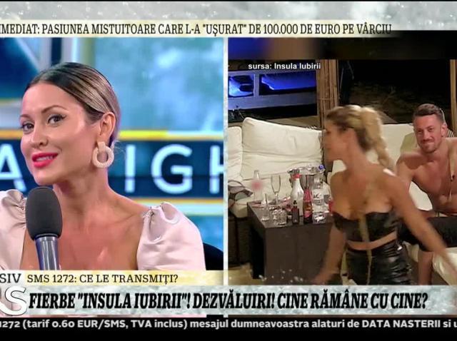 Xtra Night Show. Ispita Nicoleta, despre relația cu Costas de la Insula Iubirii: Nu cred că tot ce mi-a spus pe insulă este adevărat!