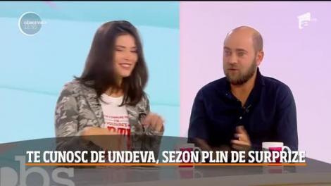 """Alina Puşcaş şi Cosmin Seleşi, picanterii din culisele show-lui fenomen """"Te cunosc de undeva"""". Ce ne așteaptă în cel de-al 14-lea sezon"""