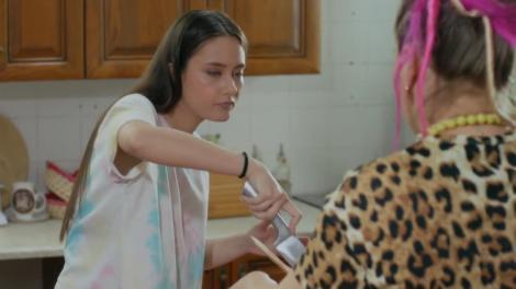 """Sacrificiul. Irina, către Ioana: Nu ai auzit niciodată expresia """"Mânca-mi-ai savarina"""""""
