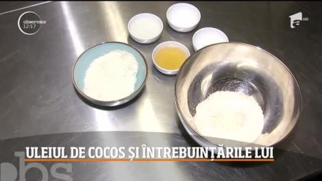 Uleiul de cocos și întrebuințările lui. Din bucătărie a ajuns în cosmetice