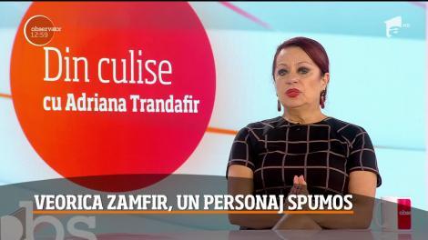 """Adriana Trandafir, detalii din culisele serialului """"Sacrificiul"""": """"Am un soț pe care unii spun că îl manipulez, dar în realitate îl aduc la disperare cu un obicei al meu"""""""