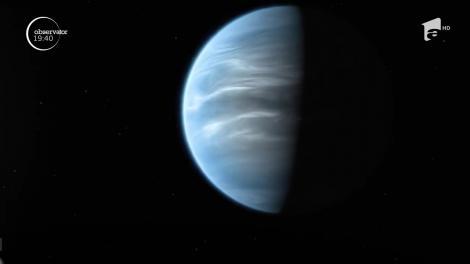 Cercetătorii au găsit pentru prima oară apă pe o planetă care poate fi locuită