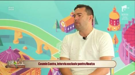"""Cosmin Contra, interviu exclusiv la """"Neatza cu Răzvan și Dani"""": """"Important e că depindem de noi. România are nevoie de jucătorul Contra"""""""