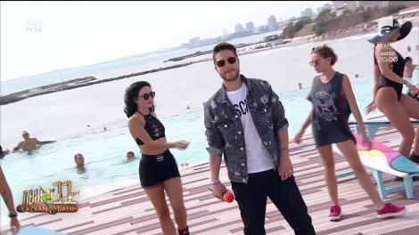 Neatza cu Răzvan și Dani. Jorge cântă melodia Danza