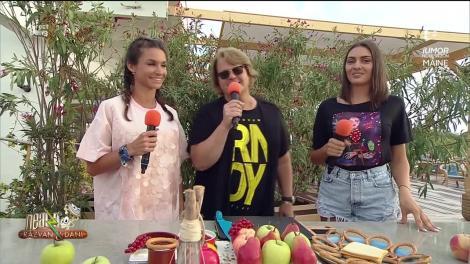 Rețeta Zilei la Neatza cu Răzvan şi Dani: Bucuria toamnei. Un perparat delicios din lactate și fructe