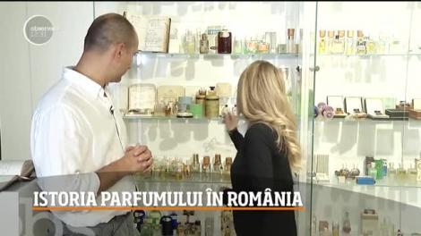 Care este istoria parfumului în România