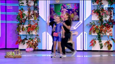 """Videoclip nou la Neatza cu Răzvan şi Dani! Sofia interpretează piesa """"Când mama nu-i acasă"""""""