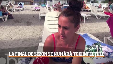 Bilanțul turiştilor care au ajuns la spital cu toxiinfecţii dobândite în localurile de pe litoral