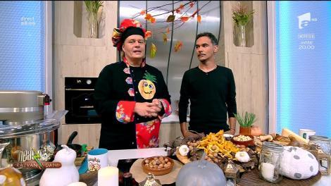 Pădurea mea, o rețetă ușoară cu ciuperci. Vlăduț de la Neatza cu Răzvan și Dani pregătește ceva exepțional