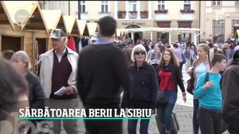 Berea, sărbătorită cu mare fast la Sibiu