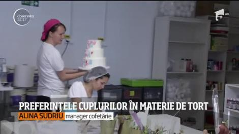 Cum alegem tortul perfect pentru nuntă