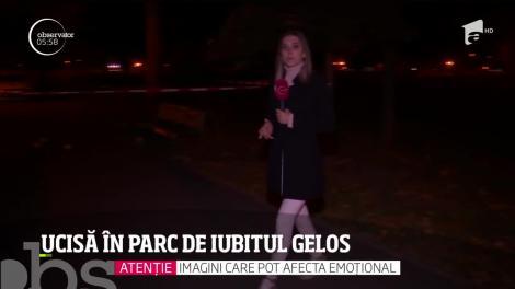 O tânără de 20 de ani a pierit în Timişoara, după ce a fost atacată într-un parc din centrul oraşului de fostul său iubit