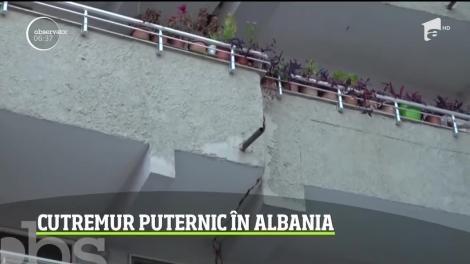 Cutremur puternic, aproape de România! Peste 100 de oameni au fost răniți! Atenție, imagini ce vă pot afecta emoțional! Video
