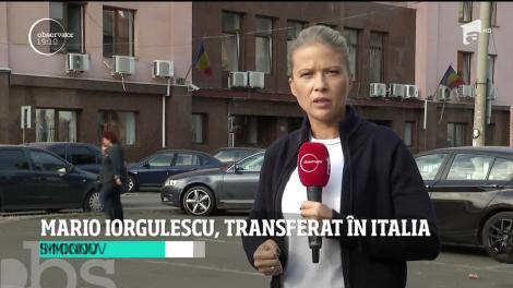 Mario Iorgulescu, transferat într-o clinică din Italia. Poliţiştii şi procurorii nu au fost anunţaţi de mutare