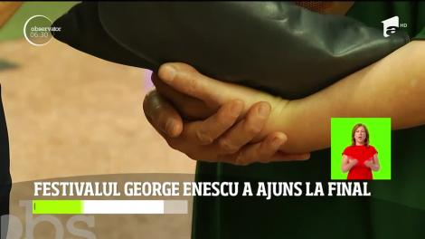 Festivalul George Enescu a ajuns la final