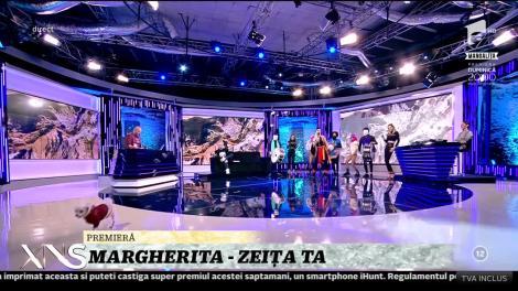 """Cel mai nou videoclip semnat Margherita - """"Zeiţa ta"""""""