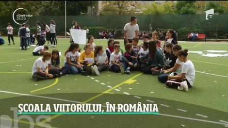 Școală viitorului, în România