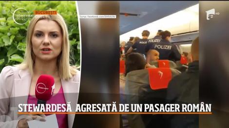 Un român a provocat un scandal imens pe o cursă low-cost Bucureşti-Sttutgart!
