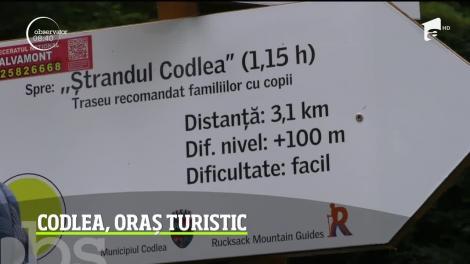 Oraşul Codlea din Braşov are motiv de mândrie. De acum înainte, va fi oraş turistic