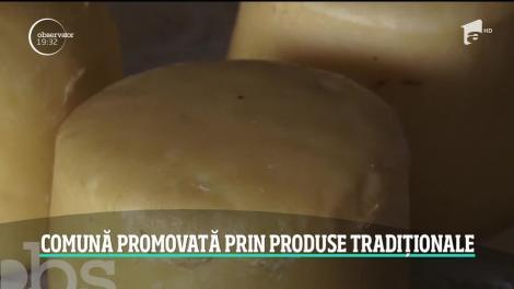 O comună în România se promovează prin gust tradițional